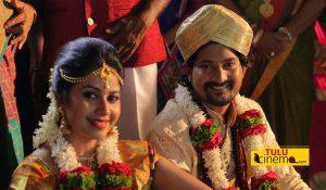 Kannada Anchor, Actress Anushree marriage scenes shot in Kori Rotti set