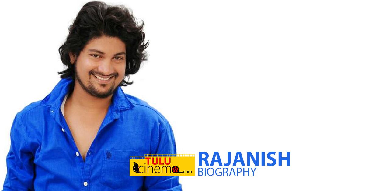 Rajanish Biography | Tulucinema.com
