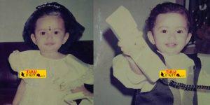 sonal-monteiro-childhood-pics