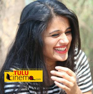 Navya Poojari makes her way to Tulu cinema