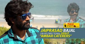 "Jaiprasad Bajal on his directional debut ""Ambar Caterers"""