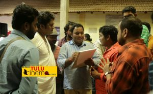 "Tulu film ""My Name Is Annappa"" completes first schedule"