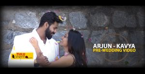 Arjun Kapikad - Kavyas's pre-wedding video will make you fall in love with the couple!