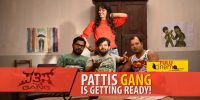"""Pattis Gang"" completes shooting, on pre-production."