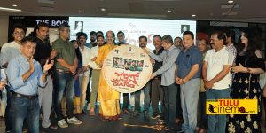 Grand audio launch of Tulu Film 'Pattis Gang' held.