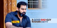 "Roshan Shetty steps into big screen as ""BAD GUY"" look"