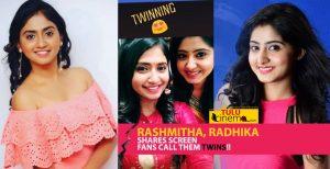 Radhika-Rashmita-Twin