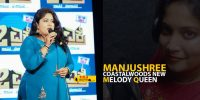 Manjushree, coastalwoods new melody queen.