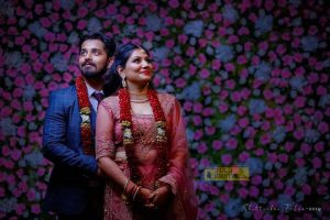 Tulu film actor 'Pruthvi Ambar' marries 'Parul Shukla', Take A Look At Their Wedding Pics