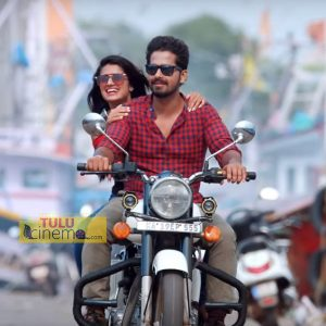 Video song features Pruthvi Ambar and Navya