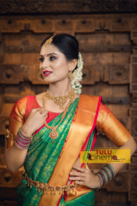 Soundarya Devadiga Name full of beauty, awaits opportunity in the world of colour